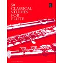 31. Universal Edition 50 Classical Studies For Flute