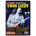 53. Music Sales Learn to Play Thin Lizzy (DVD)