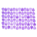 411. Dunlop Gels Medium Purple 72Pack