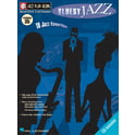 74. Hal Leonard Jazz Play-Along Bluesy Jazz