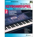20. Schott Der Neue Weg Zum Keyboard 2+CD