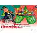 51. Schott Flötenzirkus Vol.2 +CD