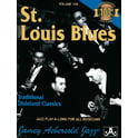 25. Jamey Aebersold Vol.100 St. Louis Blues
