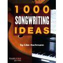 15. Hal Leonard 1000 Songwriting Ideas