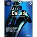 10. Schott Jazz Ballads A-Sax