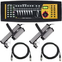 Stairville maTrixx SC-100 DMX LED Bundle2