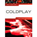 259. Wise Publications Coldplay Really Easy Piano