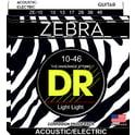 43. DR Strings Zebra ZE-10