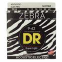 114. DR Strings DR A ZEBR ZE-9
