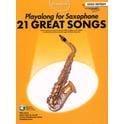 36. Wise Publications Guest Spot 21 Songs Alto Sax