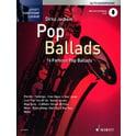 67. Schott Pop Ballads Alto Sax