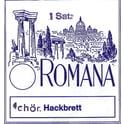 50. Romana Hammered Psaltery Strings 96/3