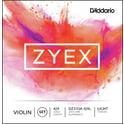 124. Daddario DZ310A-4/4L Zyex Violin 4/4