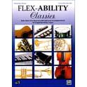 28. Alfred Music Publishing Flex-Ability Classics Clarinet