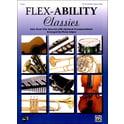 112. Alfred Music Publishing Flex-Ability Classics Violin