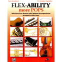 94. Alfred Music Publishing Flex-Ability More Pops T-Sax