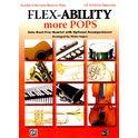 45. Alfred Music Publishing Flex-Ability More Pops Tromb.