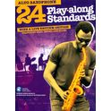 37. Wise Publications 24 Play-Along Standards A-Sax