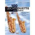 65. Hage Musikverlag 100 Leichte Duette Saxophon
