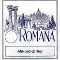 260. Romana Akkordzither Strings G2 Akkord