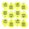 146. Dunlop Tortex III Riffle 073 Pack