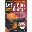 1. Hage Musikverlag Let's Play Guitar Vol.1