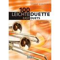 6. Hage Musikverlag 100 Leichte Duette Posaune