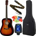 Fender CD-60 SB Bundle