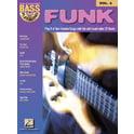 27. Hal Leonard Bass Play-Along Funk