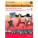10. Schott Fröhliche Querflöte Vol.1 +CD
