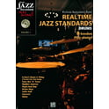 30. Alfred Music Publishing Realtime Jazz Standards Drums
