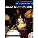 9. Wise Publications Play Drums With Jazz Standards