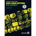 88. Alfred Music Publishing Afro-Cuban Rhythms f.Drumset