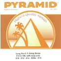 30. Pyramid Long Neck 5-string Banjo Set