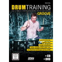 85. Hage Musikverlag Drum Training Groove +CD/DVD