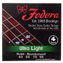 26. Fodera 4-String Set Nickel Ultralight