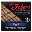 28. Fodera 5-String Set Light Steel
