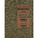 8. Edition Peters Orchester Probe Horn