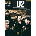 56. Hal Leonard Bass Play-Along U2