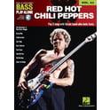 15. Hal Leonard Bass Play-Along Chili Peppers
