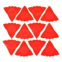 140. Herdim Plectrum Red Set