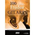 39. Hage Musikverlag 100 Etudes Classical Guitar