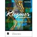 98. Universal Edition Klezmer Saxophone Duets