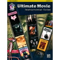 149. Alfred Music Publishing Ultimate Movie Solos T-Sax