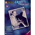 9. Hal Leonard Jazz Play-Along Henry Mancini