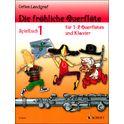 13. Schott Fröhliche Querflöte Spielbuch