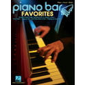 281. Hal Leonard Piano Bar Favourites