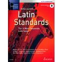 34. Schott Latin Standards Alto Sax
