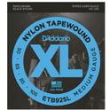 62. Daddario ETB92SL Black Nylon