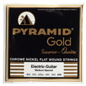 23. Pyramid Gold Flatwound 011-050